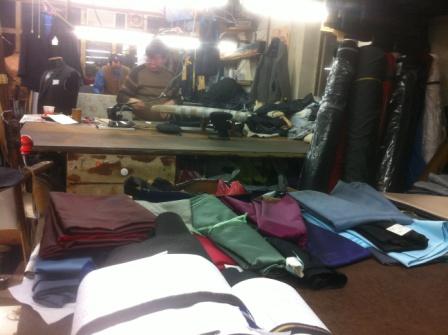 TailormadeSuits - Atelier Hongkong