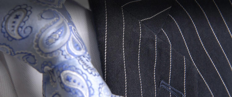 Details an Maßanzug von TailormadeSuits